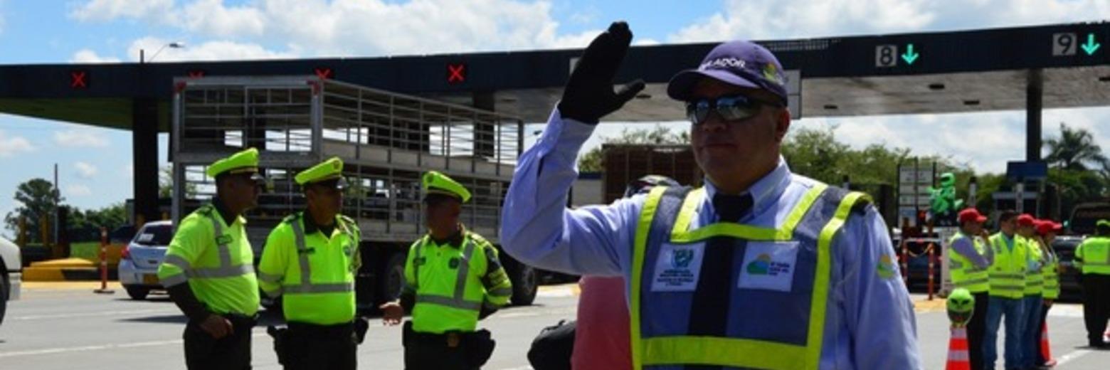 Conoce los planes de seguridad vial en Valle del Cauca para 2021